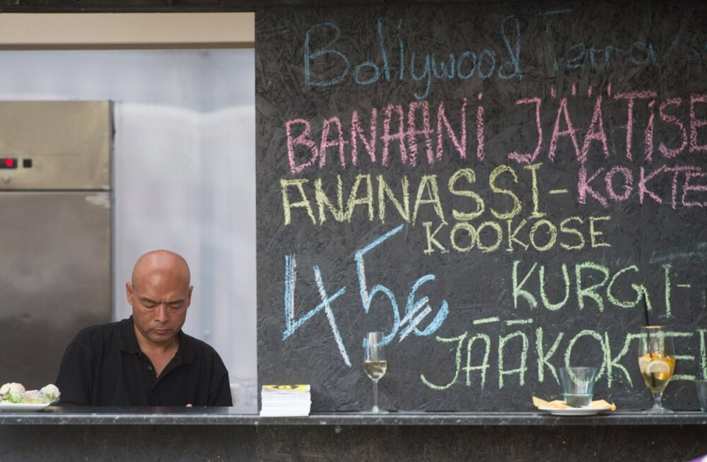 Marten Kuninga kontsert Bollywoody terrassil