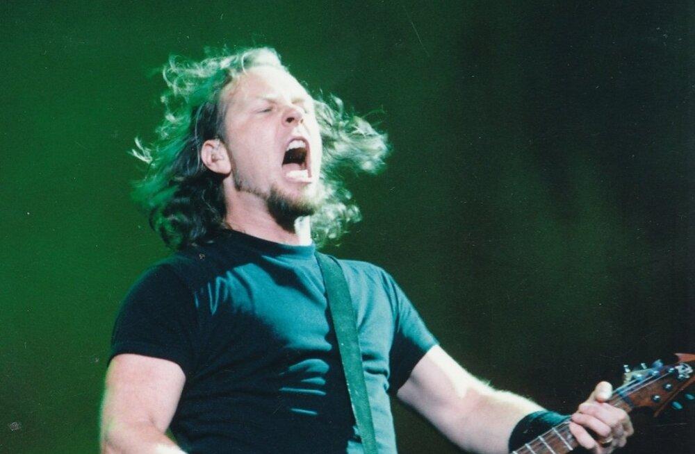 Metallica kontsert Tallinnas