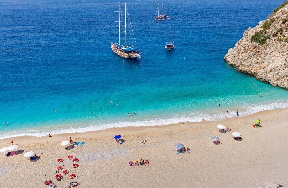 Куда жители Эстонии поедут этим летом: среди летних направлений Греция сместилась на второе место. А кто же на первом?