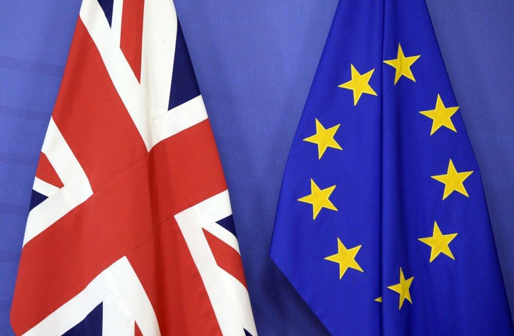 Великобритания назвала точную дату выхода страны из ЕС