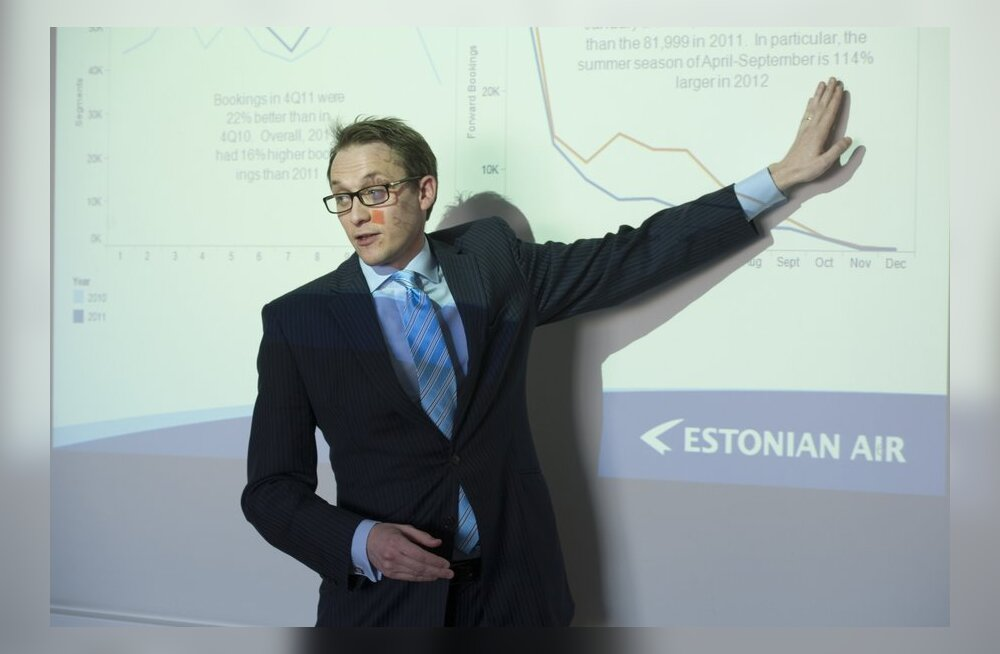Estonian Air plaanib Aasia lende
