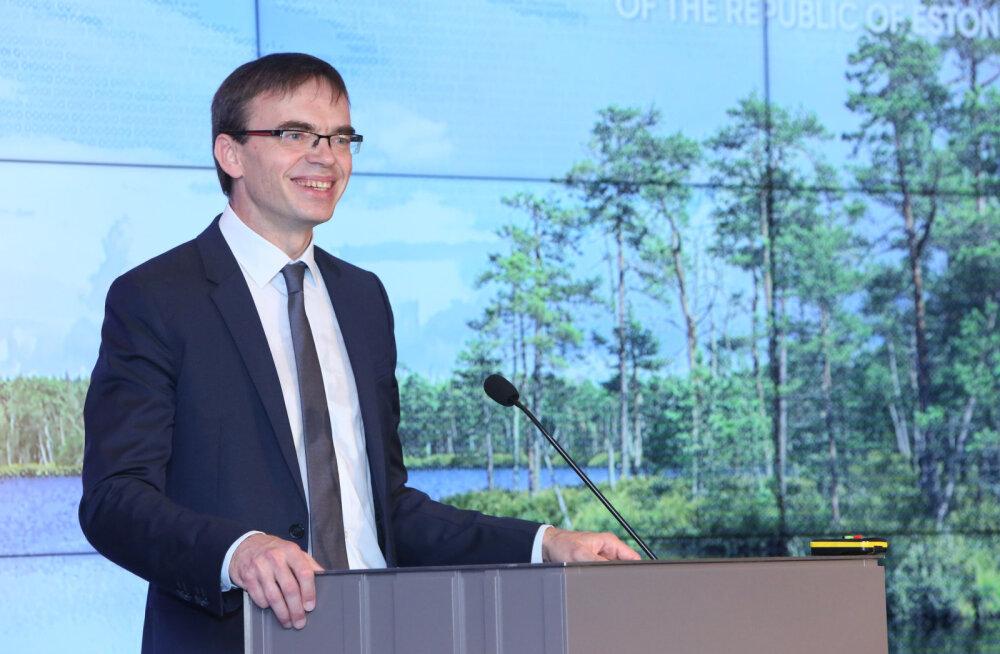 Suur konverents tõi Tallinnasse 128 Eesti aukonsulit