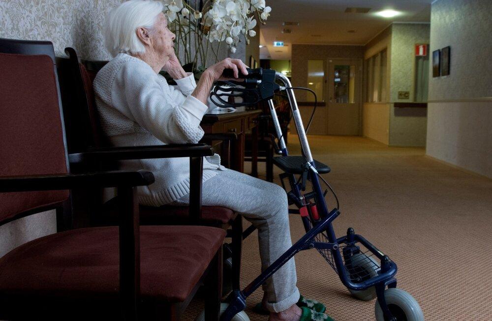 Benita Kodu vanim klient on 99aastane.