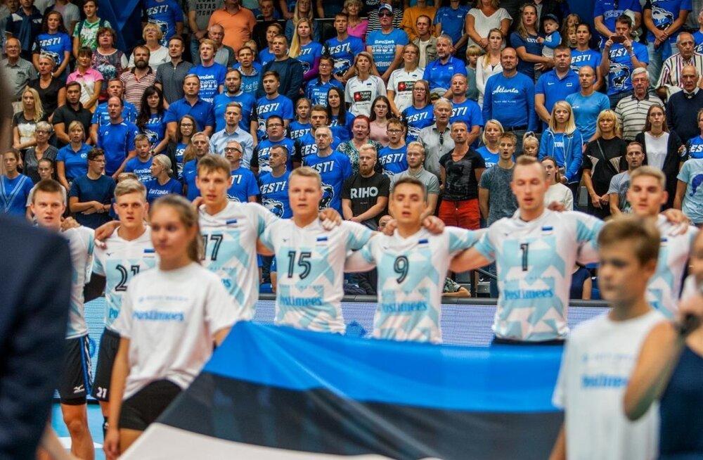 HÄÄLETA | Kes oli Eesti võrkpallikoondise parim mängija Iisraeli vastu?