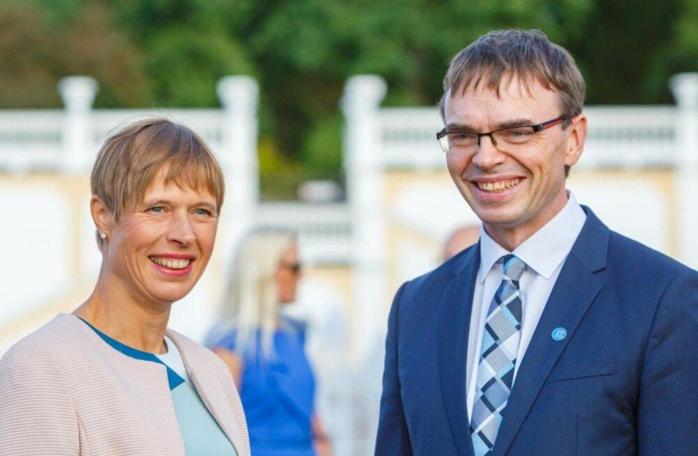 President Kaljulaid ja Mikser sõidavad USA-sse ÜRO peaassambleele