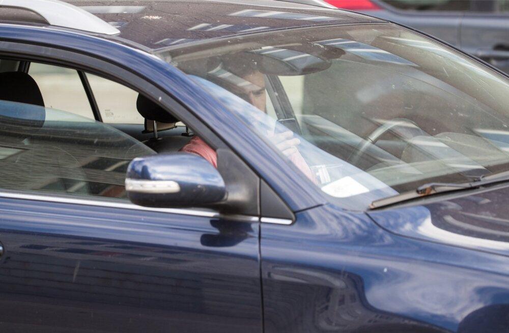 mobiiliga roolis rääkijad