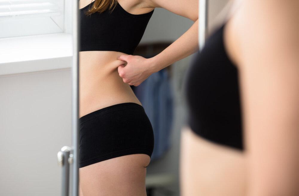Одежда и посуда могут мешать снижению веса