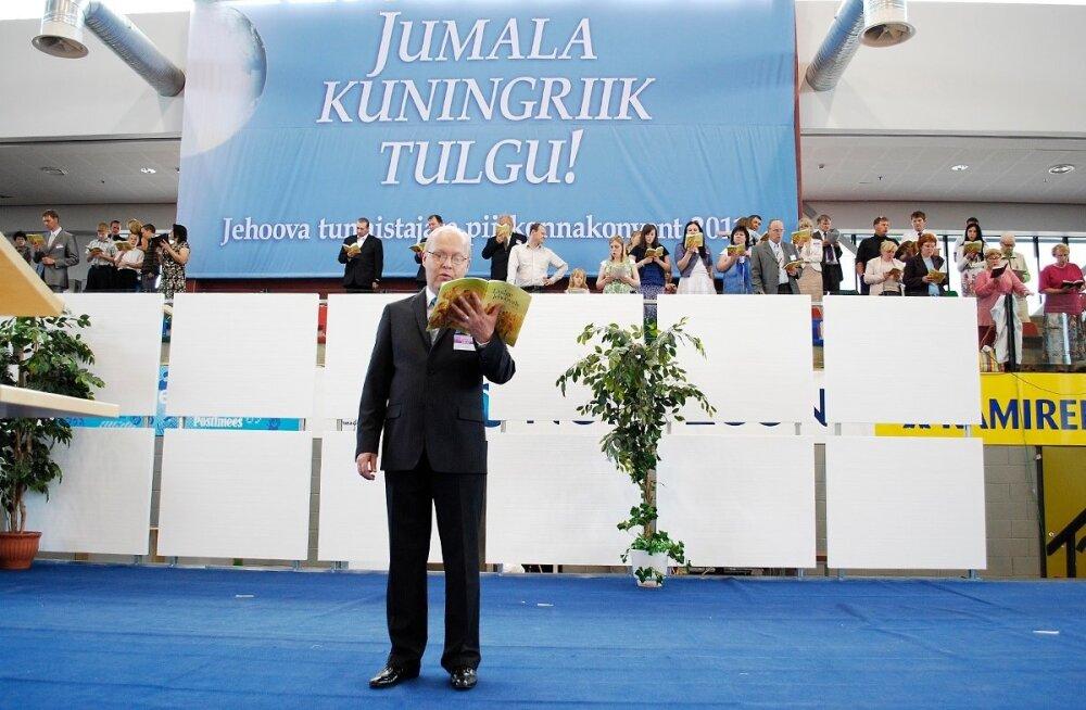 Jehoova tunnistajate piirkonnakonvent Tartus