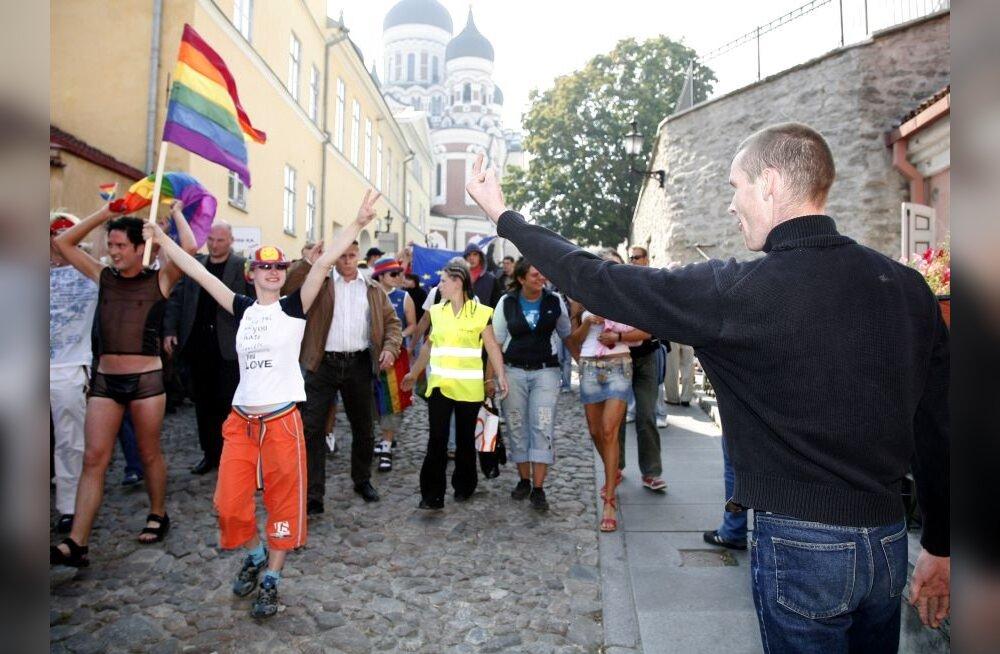 Linnavalitsus registreeris homoparaadi