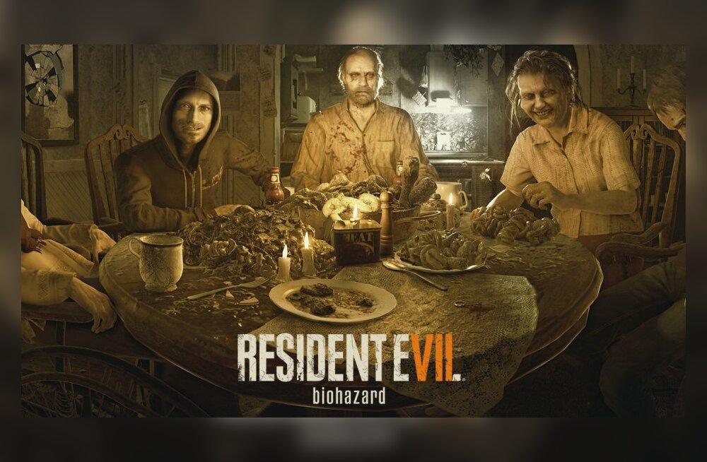 23-29. jaanuar: uusi videomänge – Resident Evil 7, Tales of Berseria, Yakuza 0