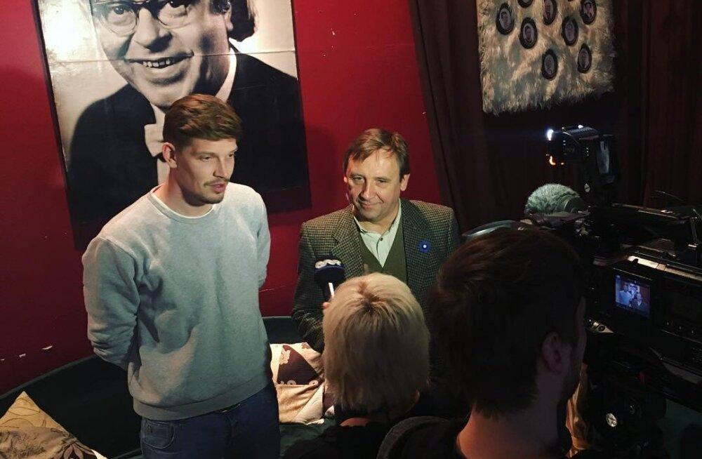 Henrik Kalmet lahkub Tallinna Linnateatrist: kedagi ei ole sunnitud selleks, see on minu isiklik otsus