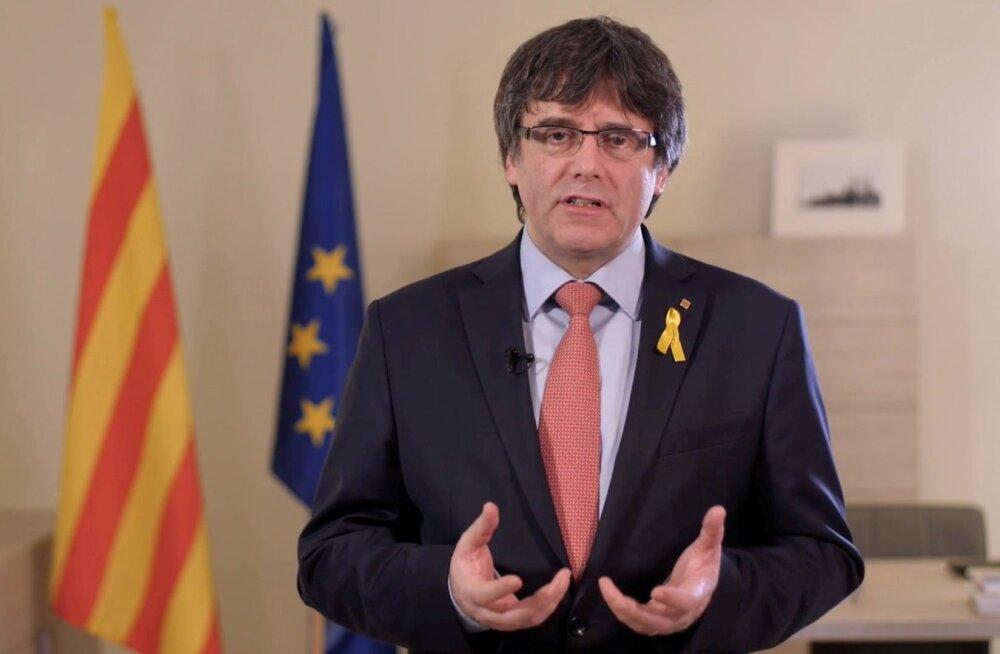 Carles Puigdemont loobus püüetest uuesti Kataloonia presidendiks saada