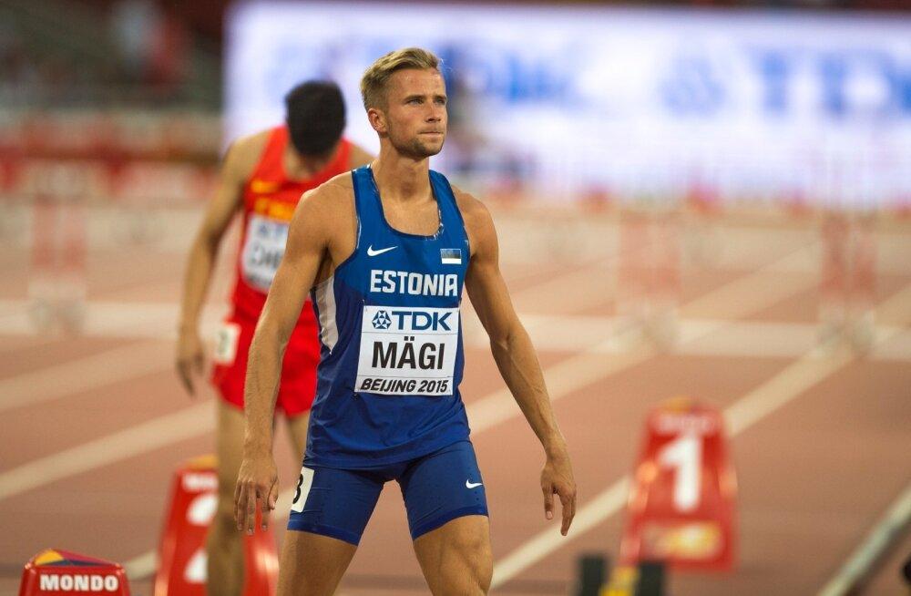 Esimene võistluspäev Pekingis
