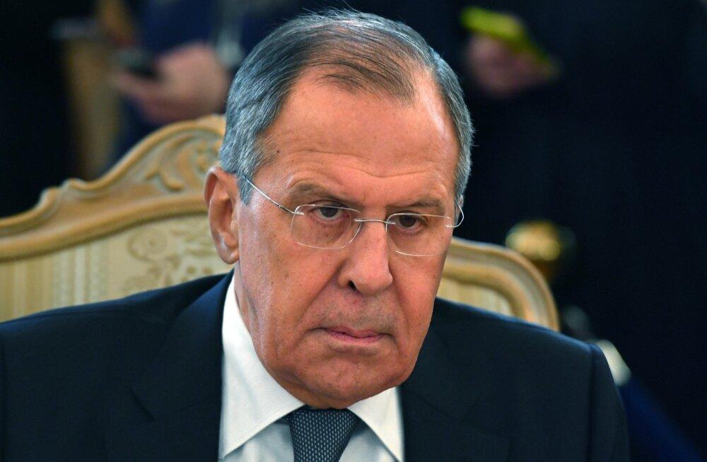 Lavrov: meil on ümberlükkamatud tõendid, et keemiarünnak Süürias oli lavastus