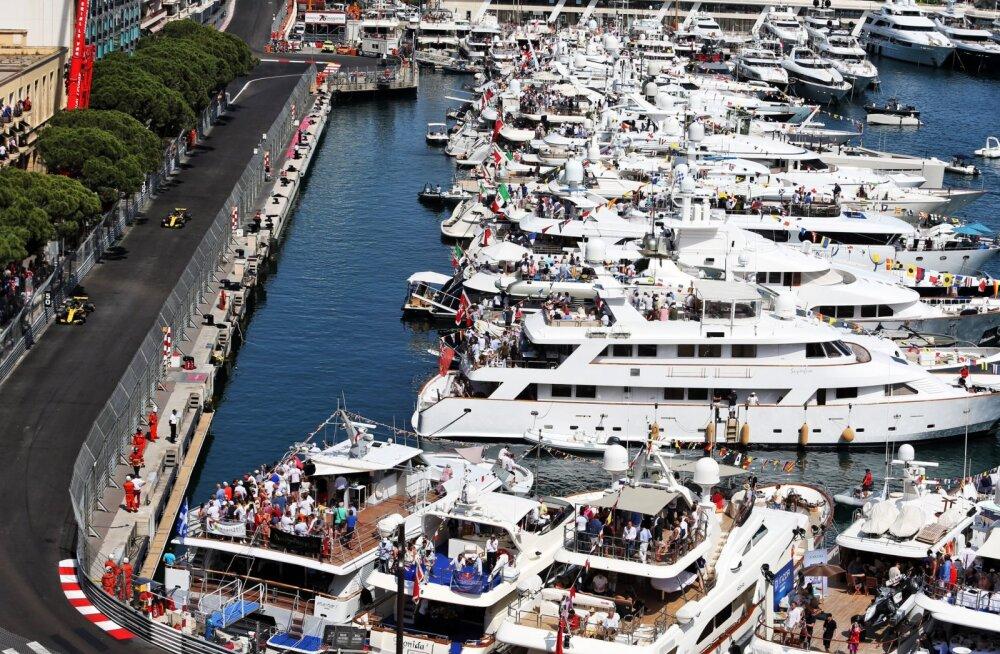 FOTO | Monaco GP eripärad: kas leiad täna tehtud fotolt Mika Häkkineni kunagise vormeli?