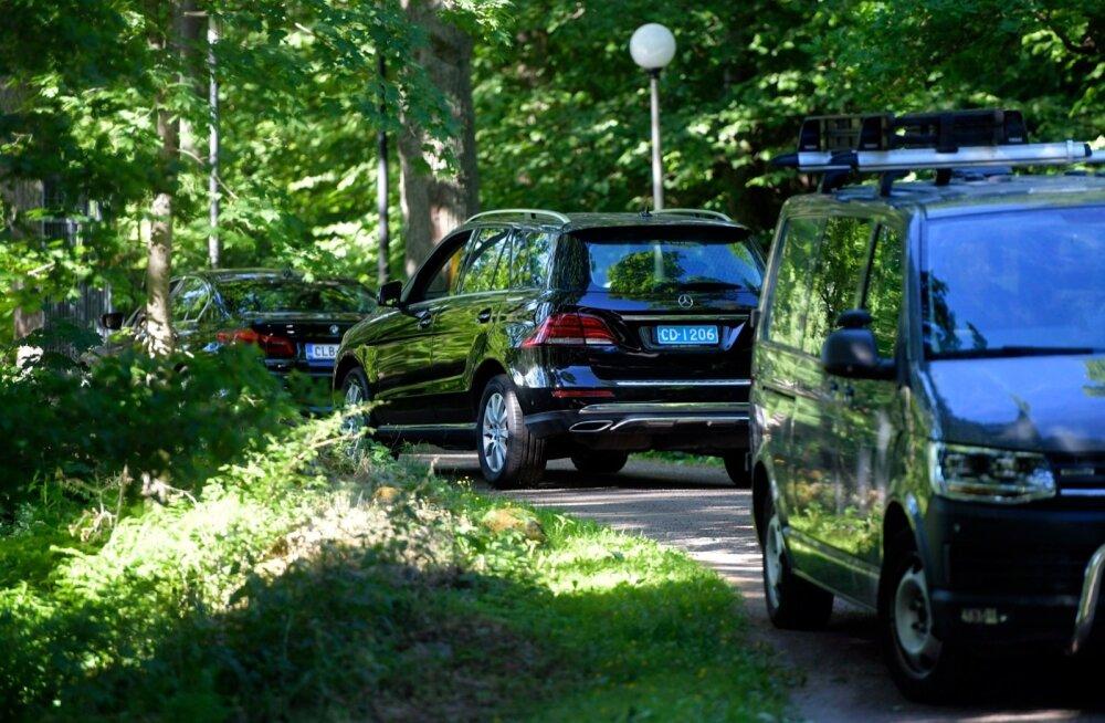 Vene ja USA kindralite kohtumine Soome valitsuse mõisas toimub saladuskatte all suletud väravate taga