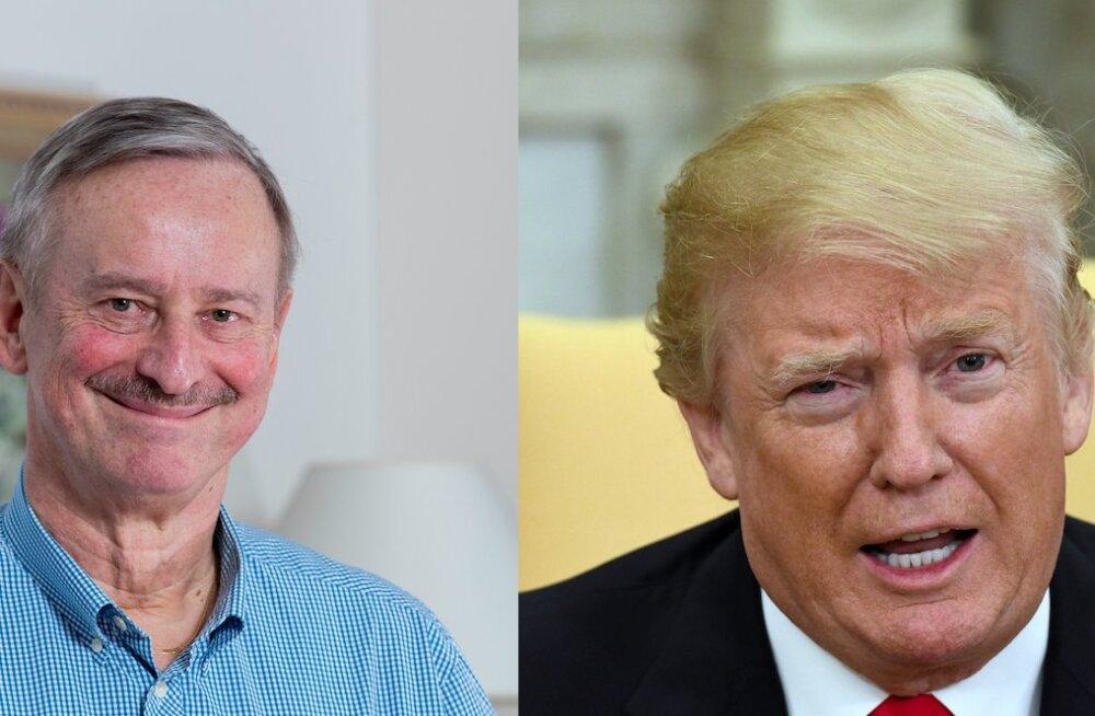 Siim Kallas: hakkan üha rohkem nägema Donald Trumpi otsuste suurt loogikat