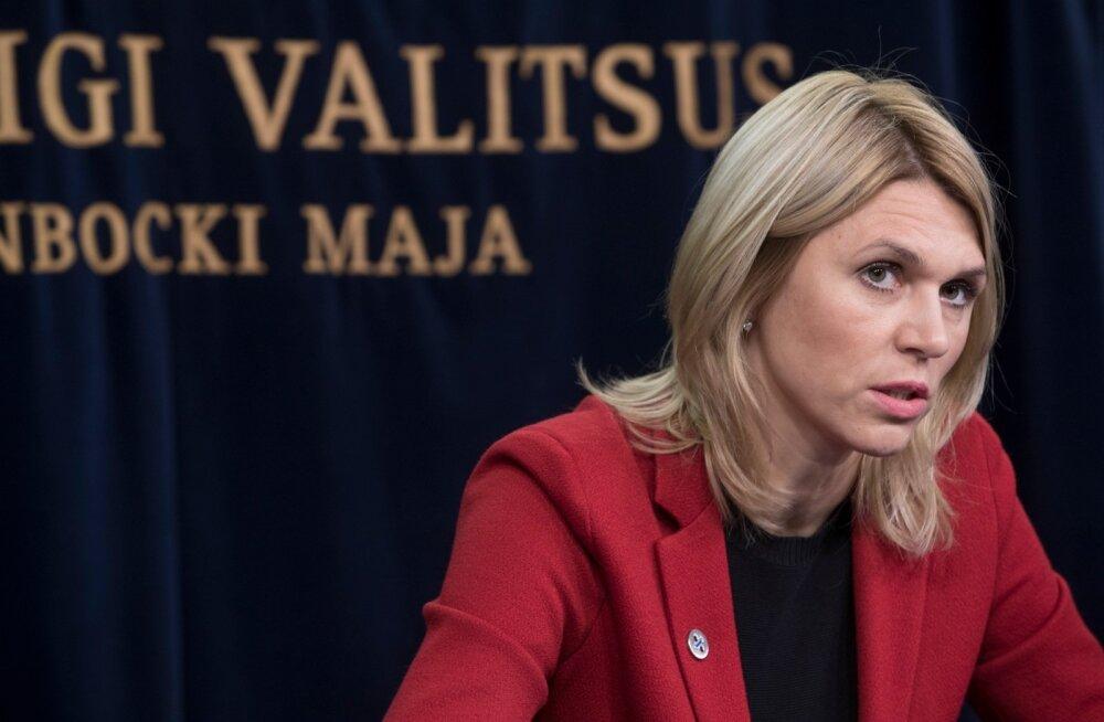 Minister Palo vastus ettevõtjate kriitikale: välistööjõu suurem kasutamine ei saa olla lahendus ettevõtetele, mille ärimudel seisneb odava tööjõu kasutamises