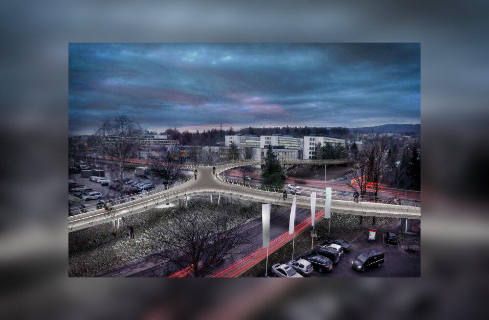 BLRT Grupp ehitab Oslo tiksoonele suure silla