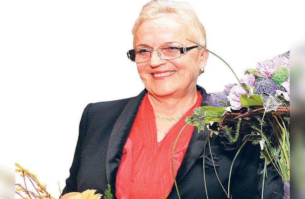 Rahva lemmik Helju Veskaru: ei ole kerge olla naine meeste maailmas