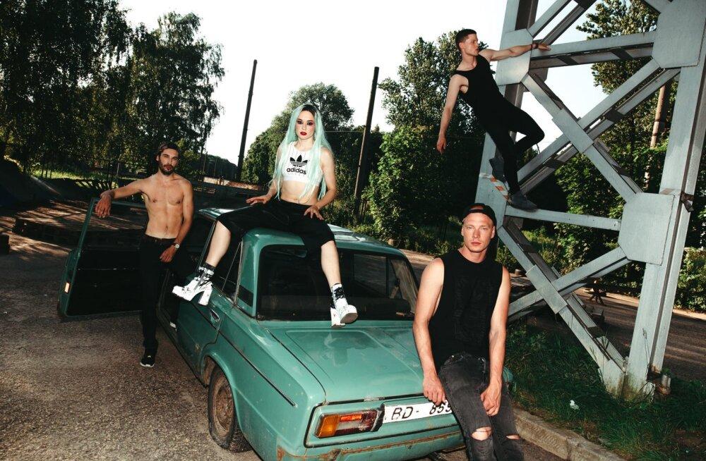 Läti alternatiivpopi täht Triana Park esitleb täna Tallinnas oma debüütalbumit