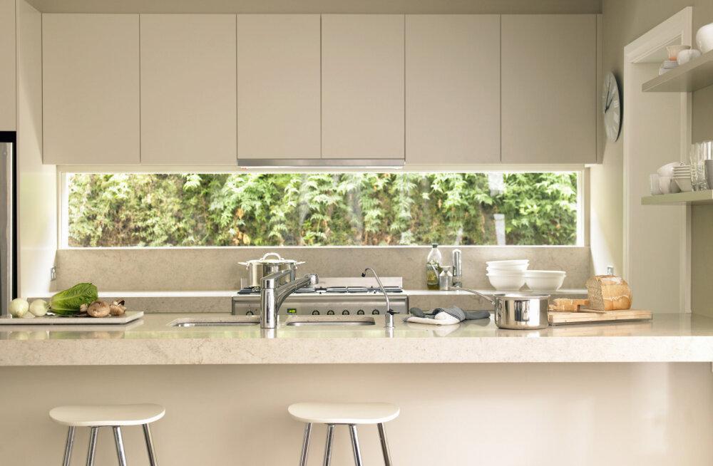 ANNAME NÕU | Kuidas valida ja paigaldada köögisegistit