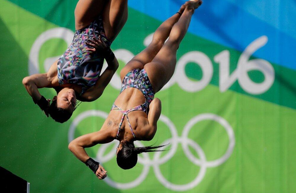 Секс на олимпийских играх