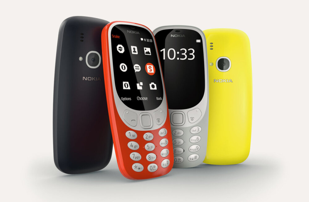 Nokia teeb head tööd: Eestis ostetakse aina rohkem nuputelefone
