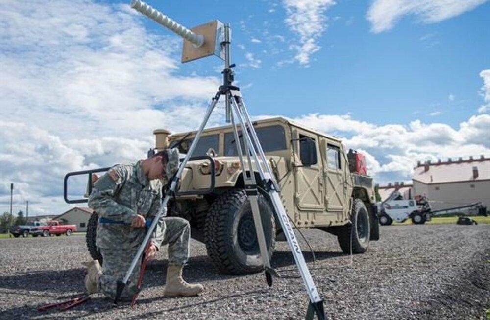 Agressorid maailmaruumis: USA õhujõud valmistuvad kosmoses lahingut pidama