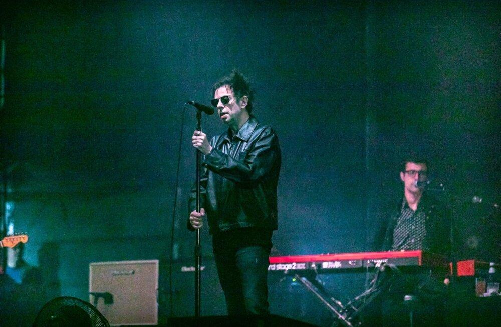 Esimest korda Eestis esinenud new wave'i ja postpungi üks lipulaevu Echo & The Bunnymen oma esinemises allahindlust ei teinud.