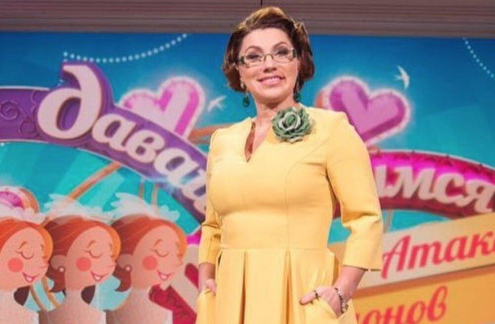 Телеведущая Роза Сябитова готовится к свадьбе