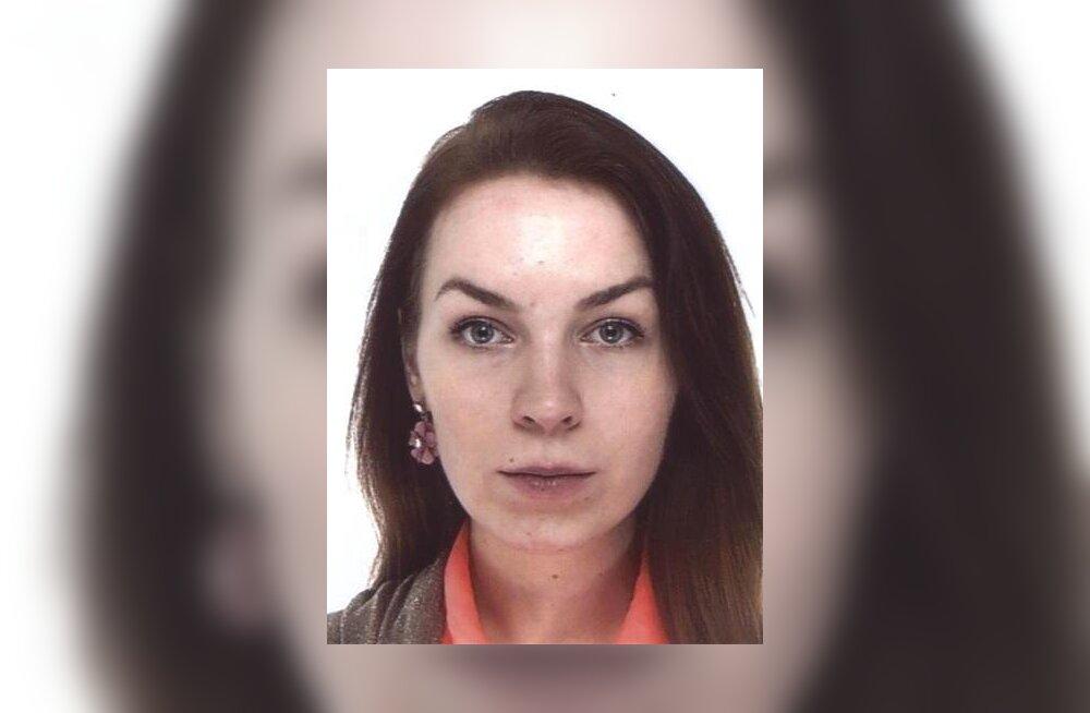 ФОТО: Полиция ищет пропавшую 25-летнюю Яанику. Она не выходила на связь с июля