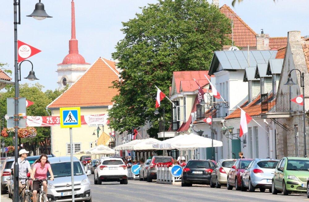 Miks nii? Saaremaa saab riigipalgalistest töökohtadest vaevu protsendi