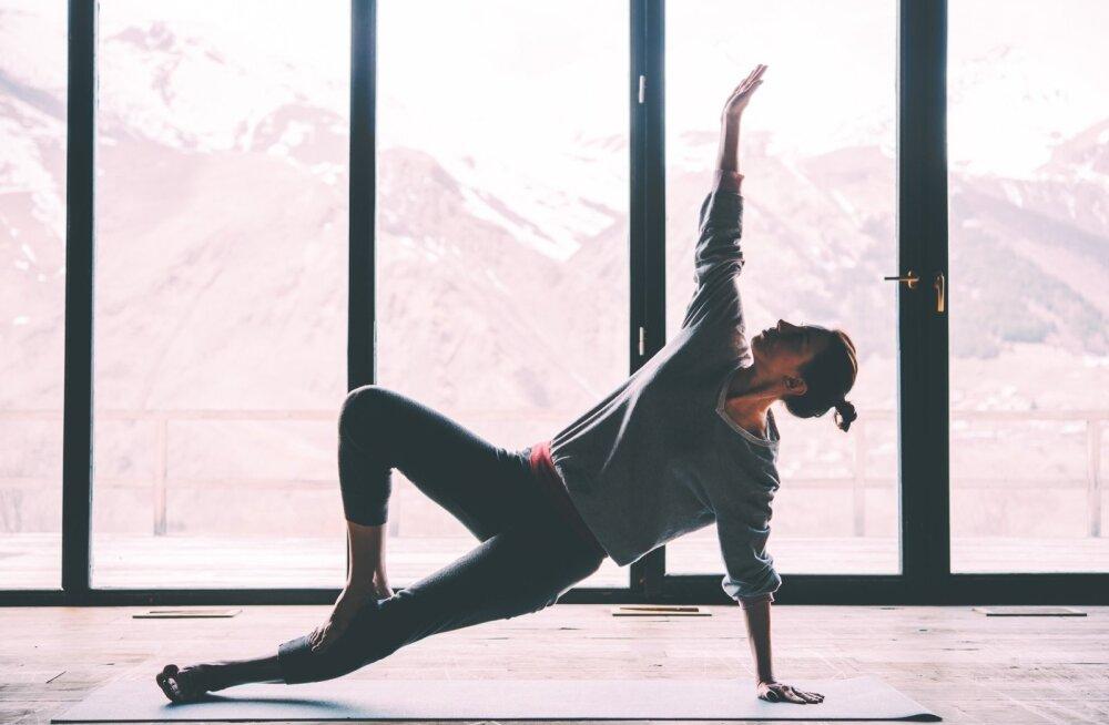 Harrasta paastu ajal joogat või mediteeri.