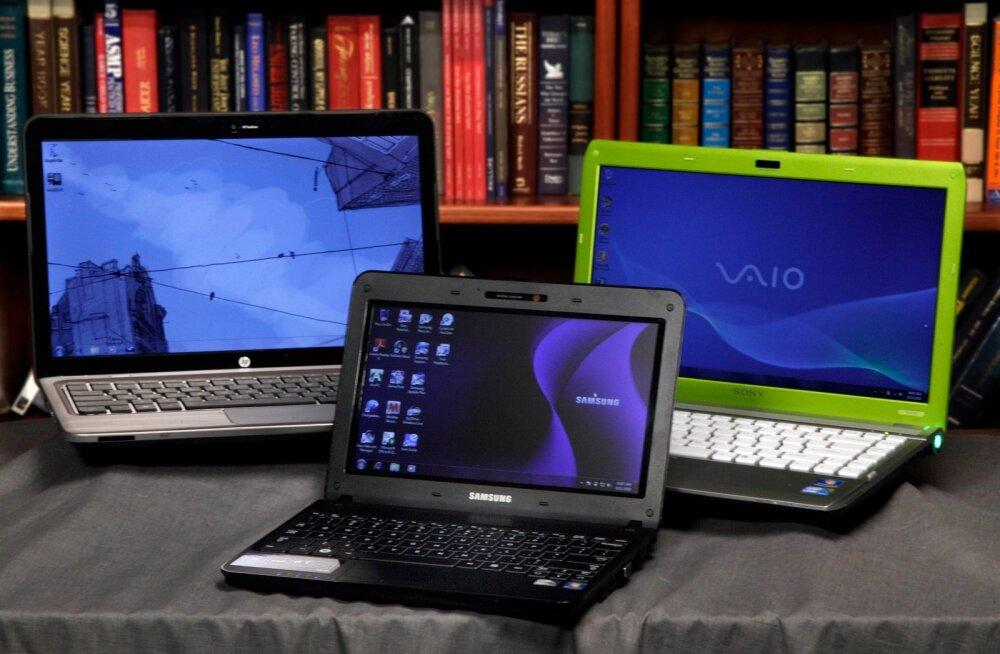 sülearvutid