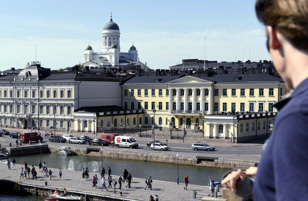 Helsingis keevitatakse Trumpi ja Putini kohtumise eel kinni kaevukaasi