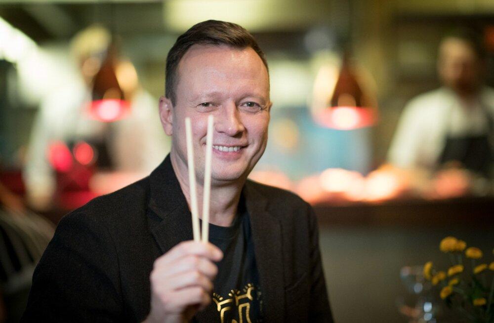 Eesti kuulsaim toiduproovija jumaldab Aasia kööki