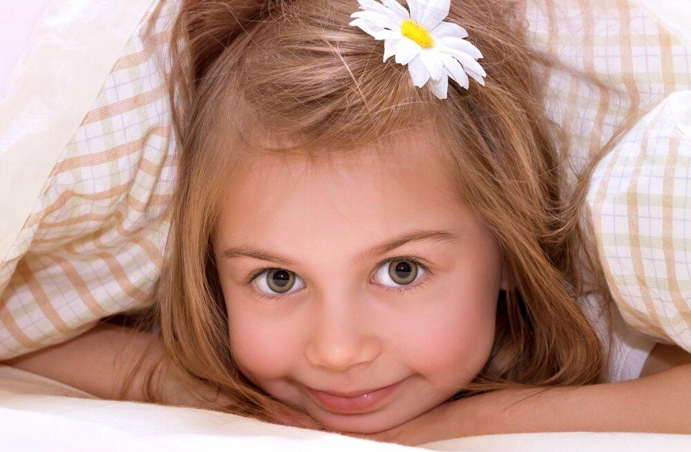 Kuidas sinu lapse magamisharjumused tema elu mõjutavad