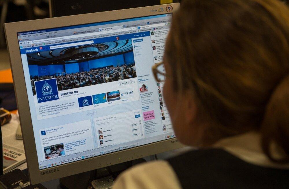 Der Spiegel: Saksa välisluureagentuur BND luuras Interpoli järele