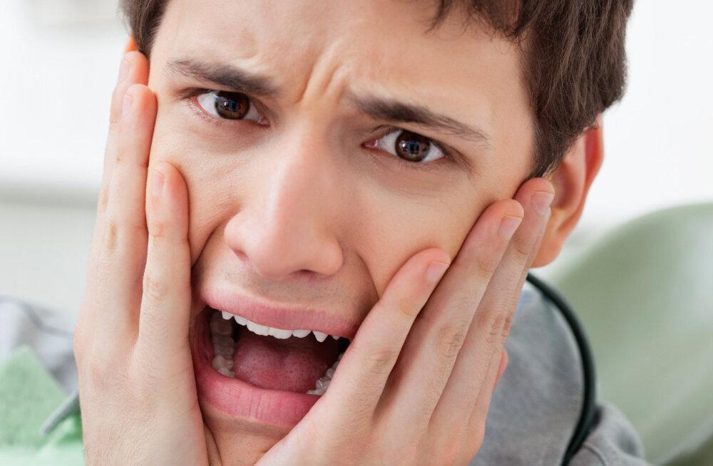 Kas tead, miks mõned inimesed naudivad oma kallima punnide pigistamist?