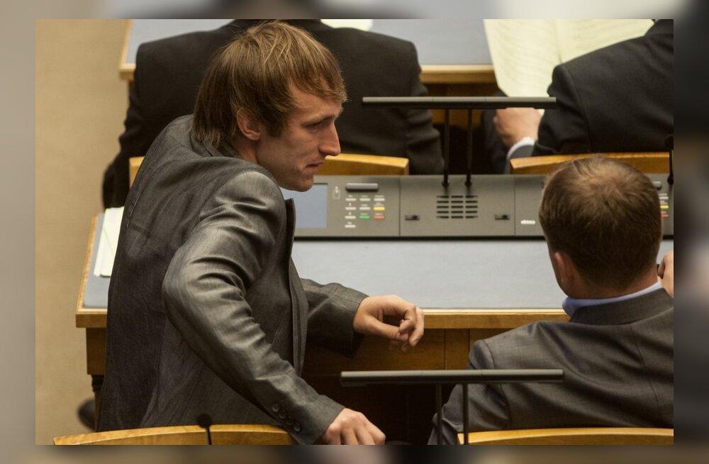 Lauri Luik riigikogus