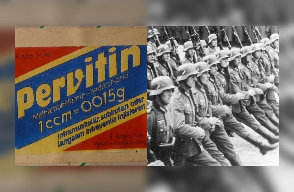 Kuidas metamfetamiinist sai 1938. aastal Saksamaa rahvaravim