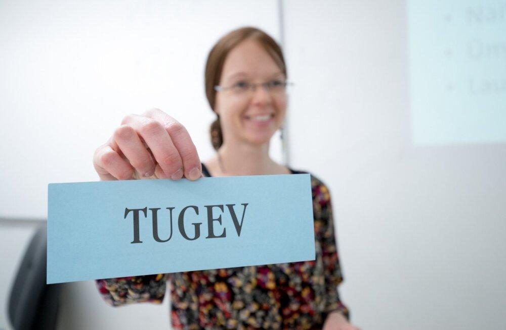 Pagulaste eesti keele tund TLÜ-s