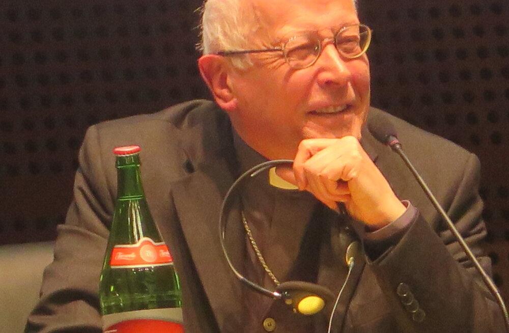 Taeva kaitsjatel on väga autoriteetne eestkõneleja – Rooma paavst