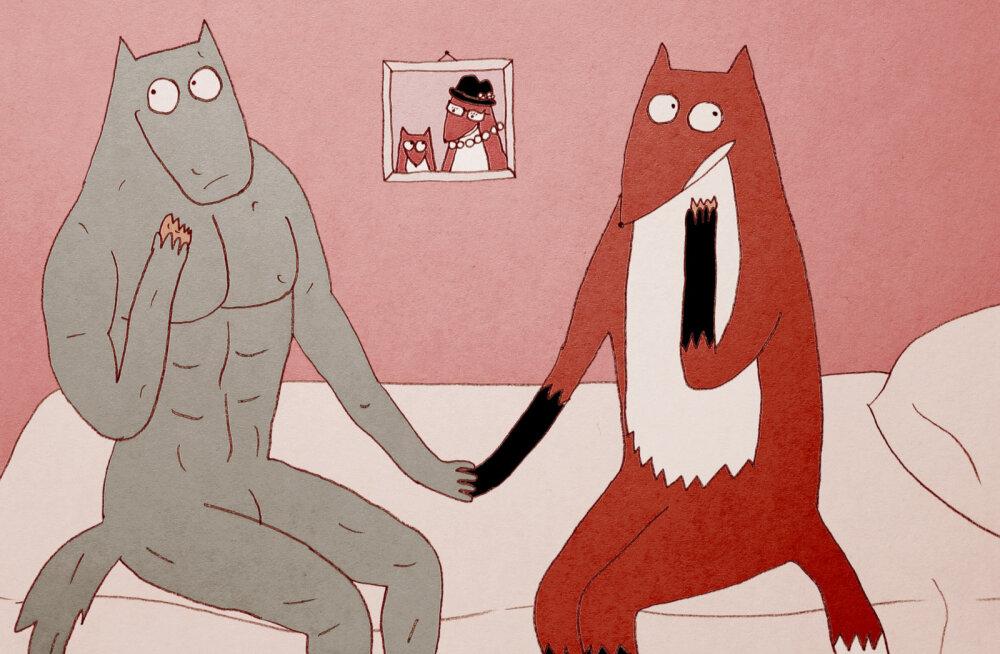 Kolm Eesti animafilmi valiti maailma kõige mainekama animafilmide festivali võistlusprogrammi