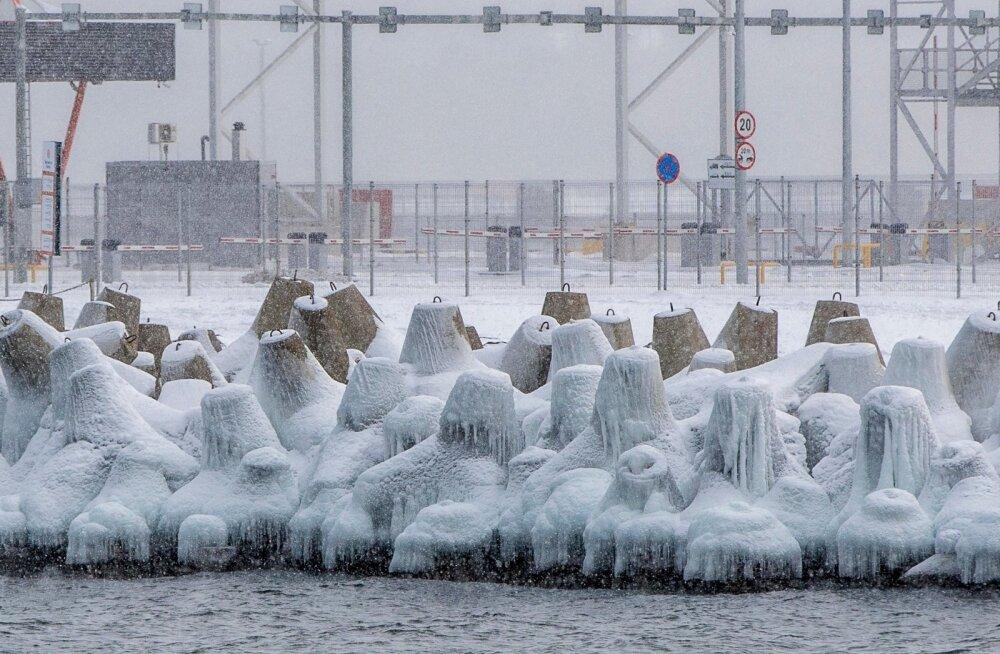 Talv veebruari viimasel päeval 2018