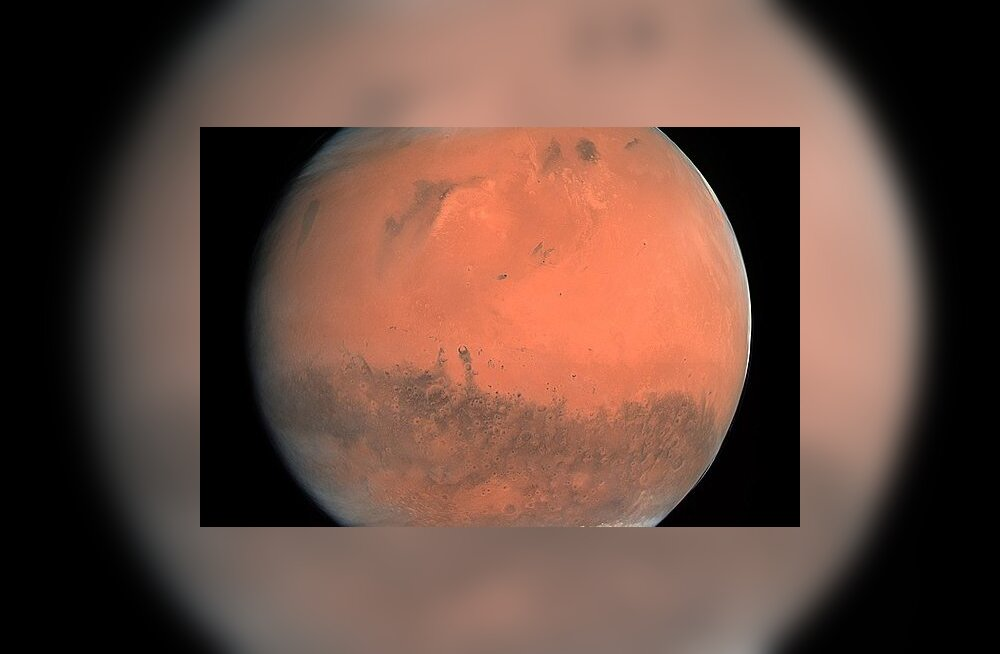 Kust saada Marsil inimesele vajalikku hapnikku?