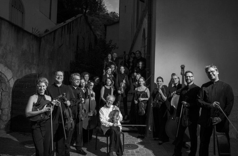 В Таллинне состоится концерт камерного оркестра Kremerata Baltica