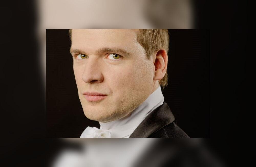 Aasta muusik 2018 on rahvusooperi Estonia dirigent Risto Joost