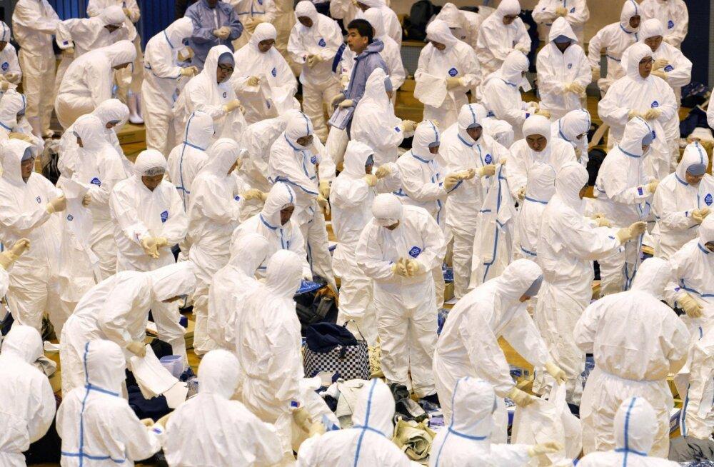 """""""Haigus X"""" võib saada järgmiseks üleilmseks epideemiaks, hoiatab WHO"""